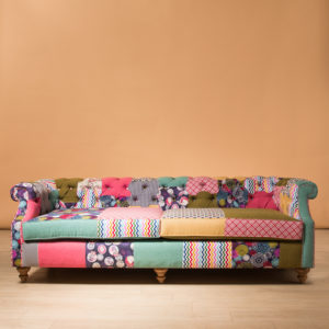Patchwork Sofa